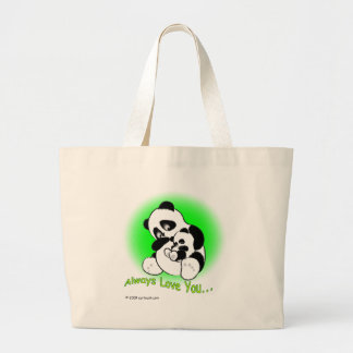 gigglePanda for Mother's Day Tote Bags