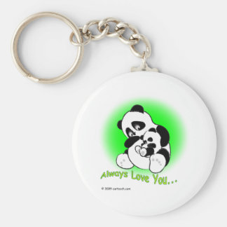 gigglePanda for Mother's Day Key Chains