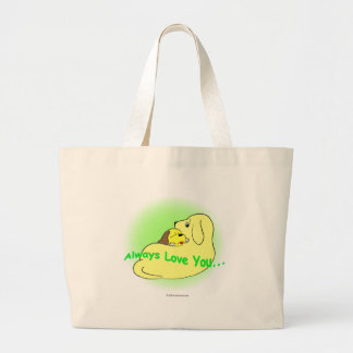gigglePuppy and Mother's Day Tote Bag