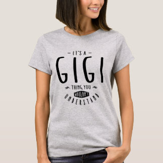 Gigi Thing T-Shirt