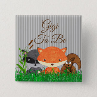Gigi to be Woodland Creature  Pin