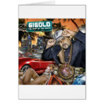 GIGOLO GREETING CARDS