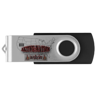 Gigs That Dont Bite Swivel USB 2.0 Flash Drive