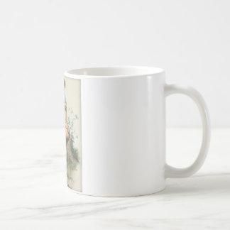 GIL ELVGREN Taking a Chance Pin Up Art Coffee Mug