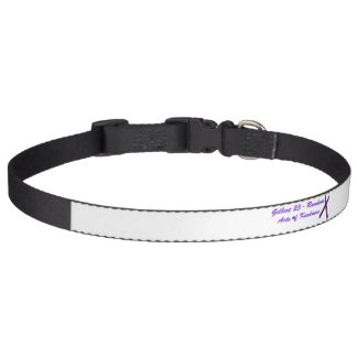 GILBERT 23 RAOK Dog Collar - large