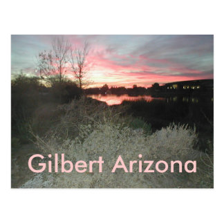 Gilbert Arizona Postcards