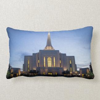 Gilbert, Arizona Temple Lumbar Cushion