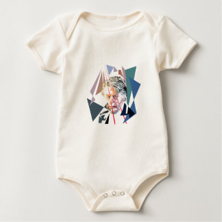 Gilbert Collard Baby Bodysuit