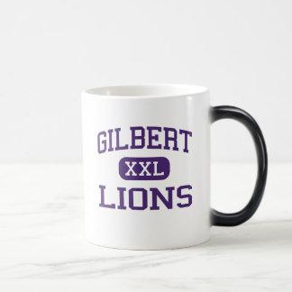 Gilbert - Lions - Senior - Gilbert West Virginia Magic Mug