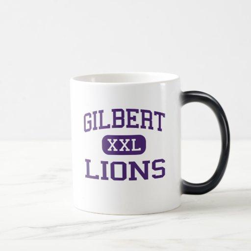 Gilbert - Lions - Senior - Gilbert West Virginia Coffee Mug