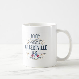 Gilbertville, Iowa 100th Anniversary Mug