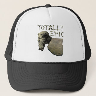Gilgamesh: Totally Epic Trucker Hat