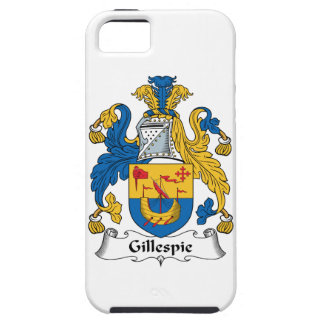 Gillespie Family Crest iPhone 5 Cover