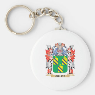 Gillies Coat of Arms - Family Crest Key Ring