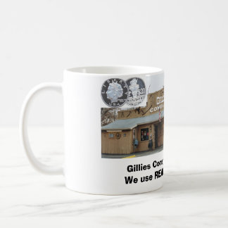 Gillies Coney Island Restaurant Coffee Mug