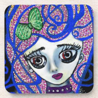 Gilly the Sad Emo Coaster