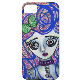 Gilly the Sad Emo iPhone 5 Cases