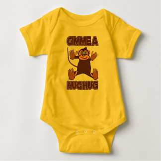 Gimme A Hug Hug Baby Bodysuit Jersey