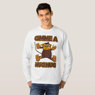 Gimme A Hug Hug Montague Cristo Men's Shirt