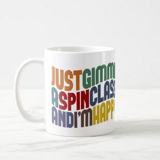 Gimme A Spin Class Coffee Mug
