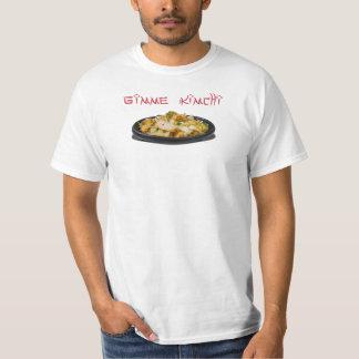 Gimme Kimchi Kimchi Lovers Shirt