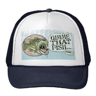 Gimme That Fish, Ahhh Gift Ideas Cap