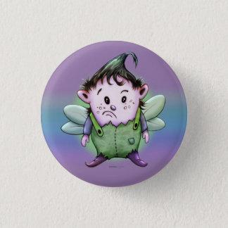 GIMY FUNNY ALIEN CARTOON  Button small