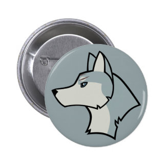 Gin 6 Cm Round Badge