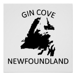 Gin Cove Poster