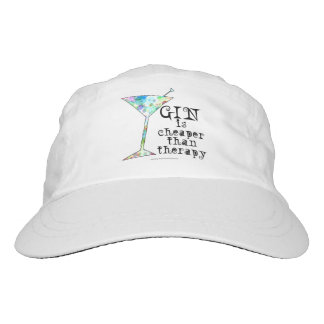 GIN IS CHEAPER THAN THERAPY HAT