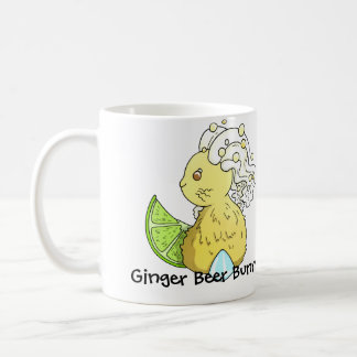 Ginger Beer Bunny Coffee Mug
