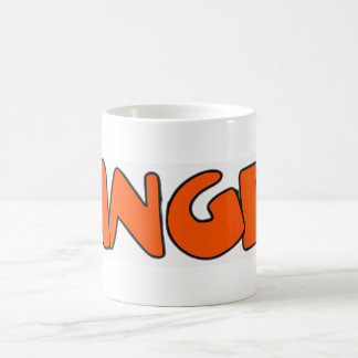 Ginger Beverage Coffee Mug
