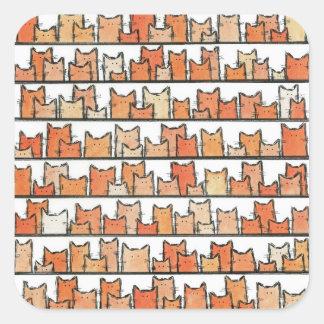 Ginger Binger Stickers