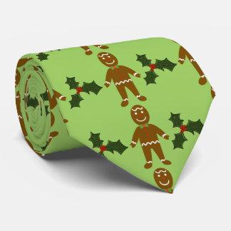Ginger Bread Man Tie