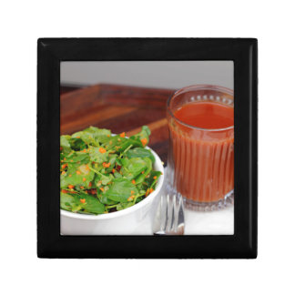 Ginger Carrot Tomato Dressing Watercress Salad Gift Box