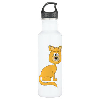 Ginger Cat. 710 Ml Water Bottle