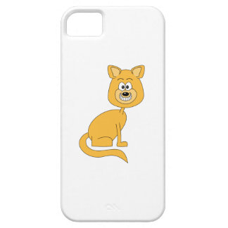 Ginger Cat. Barely There iPhone 5 Case