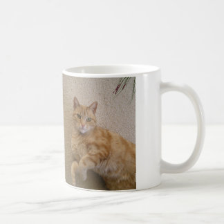 Ginger Cat - It's a Purrfect Life Coffee Mugs
