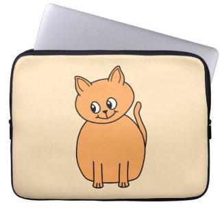 Ginger Cat Laptop Sleeve