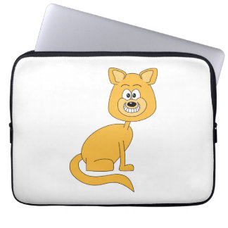 Ginger Cat Computer Sleeve