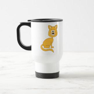 Ginger Cat Mugs