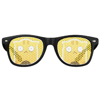 Ginger Cat Retro Party Shades
