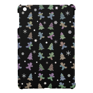 Ginger cookies Christmas pattern Case For The iPad Mini