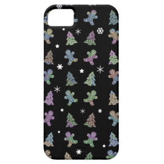 Ginger cookies Christmas pattern Case For The iPhone 5