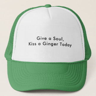 Ginger hat