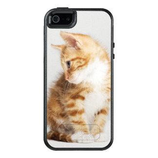 Ginger Kitten OtterBox iPhone 5/5s/SE Case