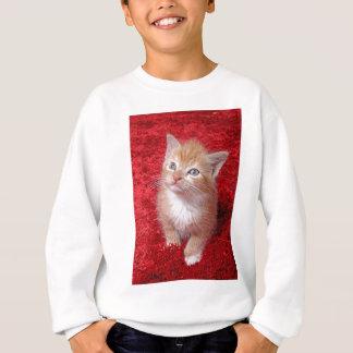 Ginger Kitten Sweatshirt
