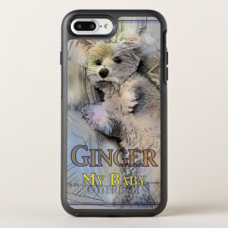 Ginger My Baby OtterBox Symmetry iPhone 8 Plus/7 Plus Case