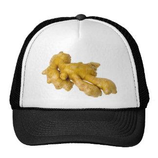 Ginger root cap