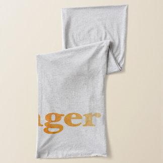 Ginger - scarf